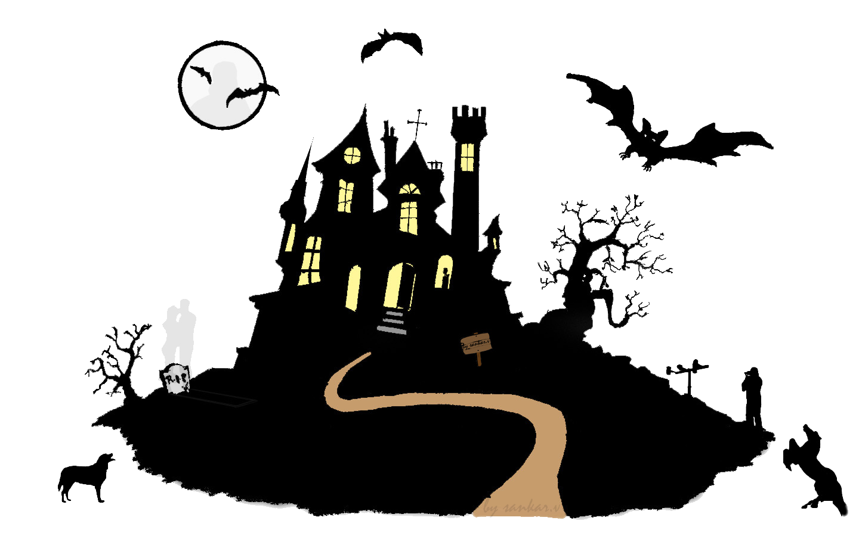 Cute Houses Ghost House Sankar My Typo3 Blog